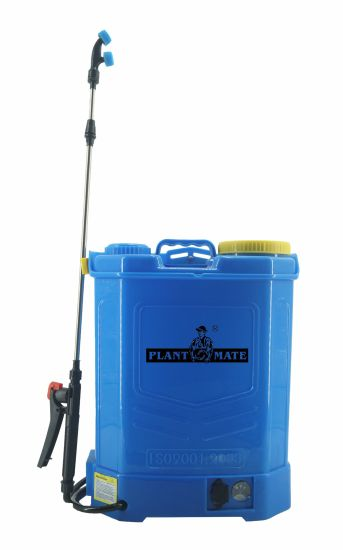 2018 New Cheap 18L Electric Knapsack Sprayer for Agriculture/Garden/Home (BS812)