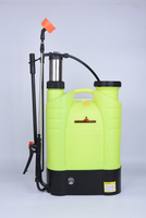 16L Agriculture Electric Sprayer Pump Sprayer (with pump) (HX-D16H)