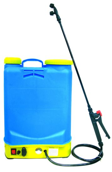 16L Classic Electric Sprayer with Steel Lance