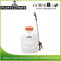 18L High Quality Plastic Agricultural Backpack Power Electric Battery Sprayer (HX-18E)