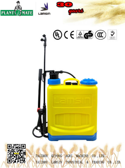 16L Manual Knapsack Hand Sprayer (3WBS-16S)