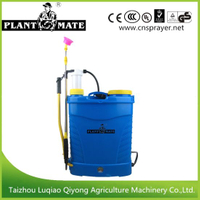 16L /2 in 1 Pump Sprayer&Manual Sprayer for Agriculture/Garden/Home (HX-D16B)