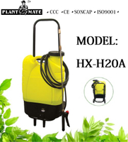 20L High Quality Electric Backpack Sprayer with Wheels (HX-H20A)