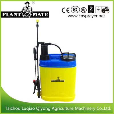 16L High Quality Plastic Agricultural Manual Sprayer (3WBS-16G)