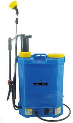 2 in 1 Knapsack Sprayer 16L for Agriculture/Garden/Home (HX-D16C)