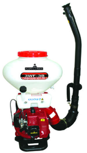 Mist Duster Knapsack Sprayer/Gas Powered Garden Sprayer (3WF-3B)