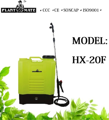 20lpump Sprayer Electric Sprayer for Agriculture/Garden/Home (HX-20F)