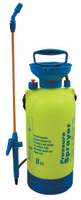 8L Knapsack Air Pressure Garden Sprayer with Base