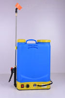 16L Pump Sprayer Electric Sprayer with Shoulder Strap (HX-16A-5)